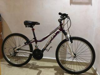 Bicicleta mont bike junior Conor AFX 2.6