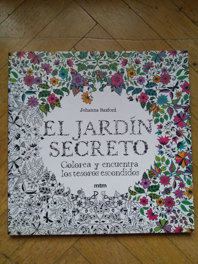 Libro Para Colorear De Segunda Mano Por 8 En Madrid En Wallapop