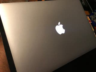 Cambio MacBook Pro Retina i7 500GB SSD 16GB RAM