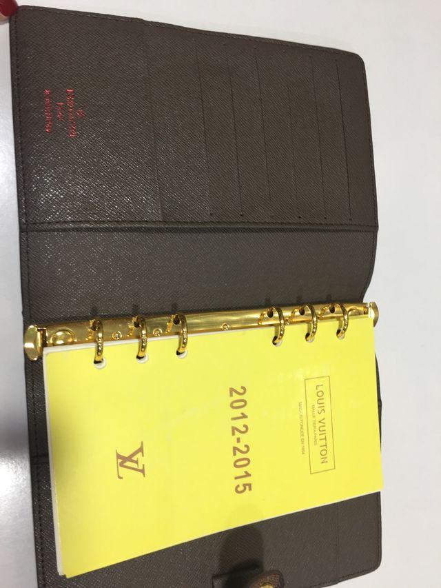 Agenda Louis Vuitton