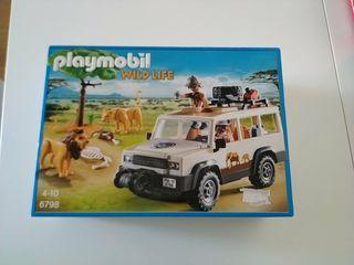 Playmobil Wild life .