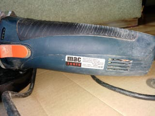 Amoladora radial 125mm, 800W