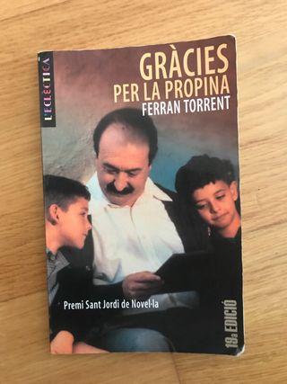 Gràcies per la propina (Ferran Torrent)