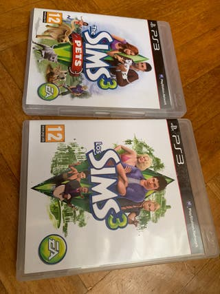 Pack Sims 3 ps3