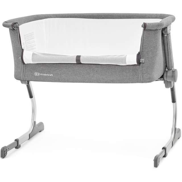 Kinderkraft Uno Bedside Crib