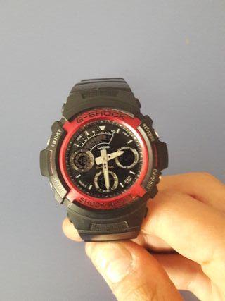 Reloj Casio G-shock de niño