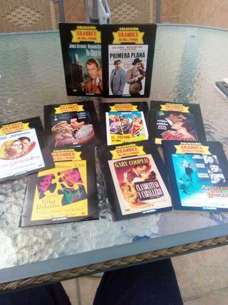 PELÍCULAS DVD GRANDES DE HOLLYWOOD