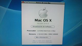 Vendo Mac LC con Intel ATOM