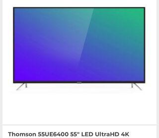 televisor thomson 55'' smart tv en garantia