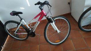 Bicicleta Rockrider Mujer/Niña