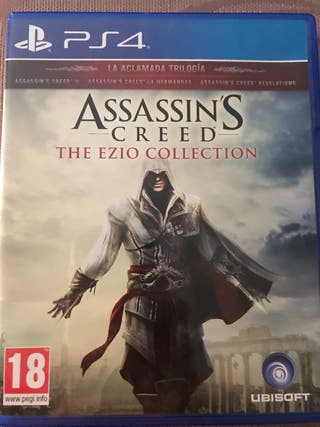 Assassins Creed: The Ezio Collection PS4