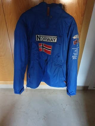 CHAQUETA GEOGRAPHICAL NORWAY TALLA L