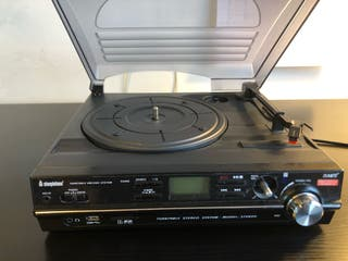 Tuantable stereo system model St929R