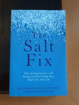 The Salt Fix - Dr James DiNicolantonio (Inglés)