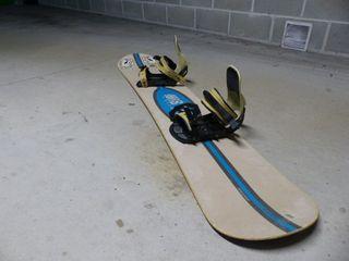 tabla snowboard 155cm