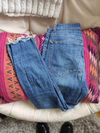Pantalones pull&bear 34-36