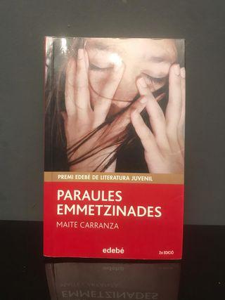 PARAULES EMMETZUNADES
