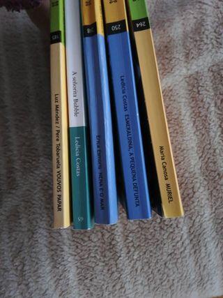 libros primaria y secundaria