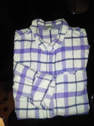 camisa mujer del Cortefiel, talla M