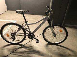 Bicicleta Btwin júnior