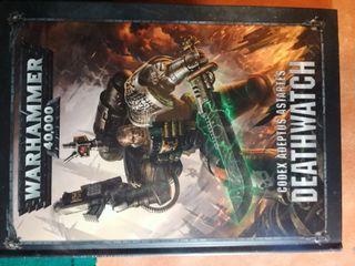 Codex Deathwhatch, Warhammer 40K.
