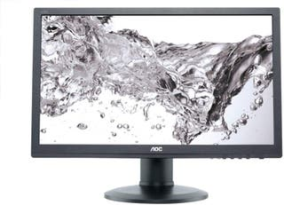 "Monitor LED AOC M2060PW 19.5"" NUEVO"