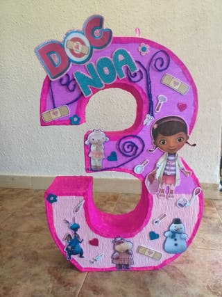 piñata doctora juguetes