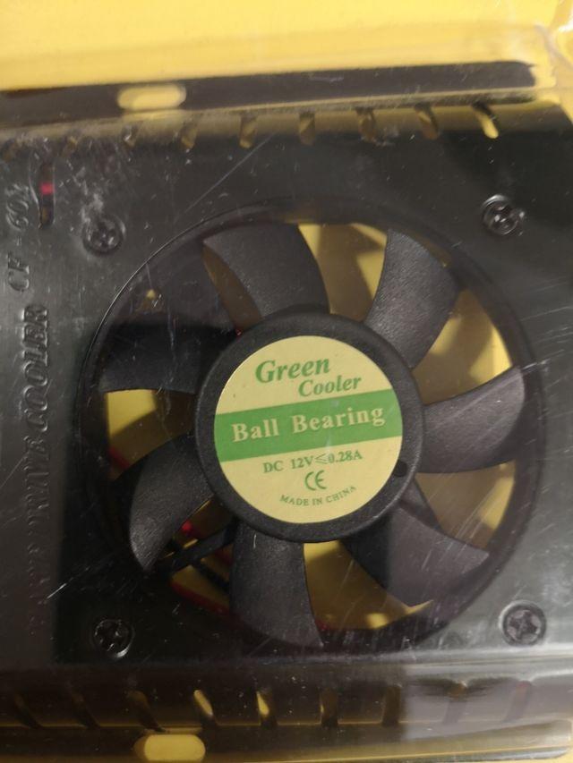 Disipador de disco duro HD Green Violet CF 602