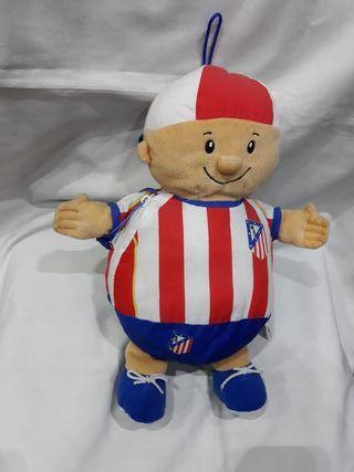 Peluche Atlético de Madrid