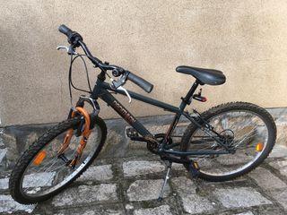 Bicicleta júnior Decathlon Rockrider