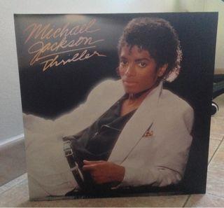 Vinilo Thriller Michael Jackson (nuevo sin usar)