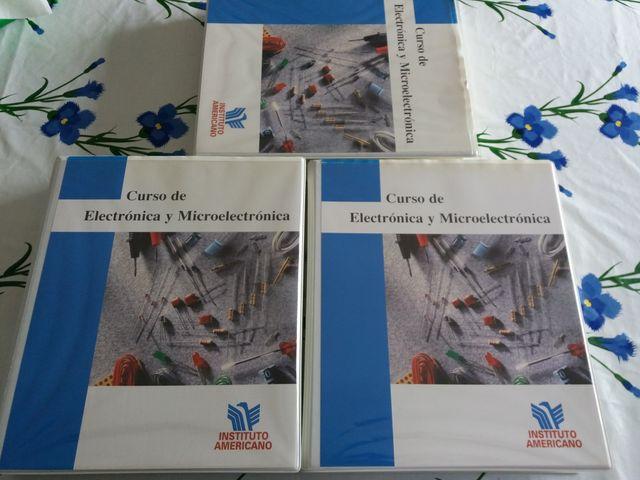 Curso de electrónica y Microelectrónica