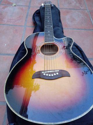 Guitarra Electro-acústica Oscar Schmidt