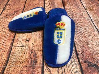 Zapatillas oficiales Real Oviedo