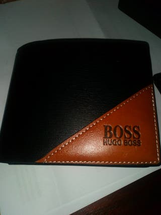 WALLET HUGO BOSS