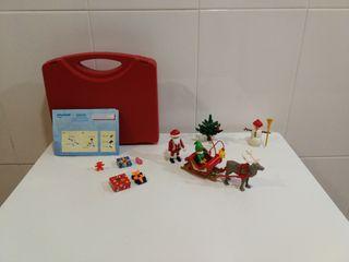 Playmobil Papa Noe con Trineo