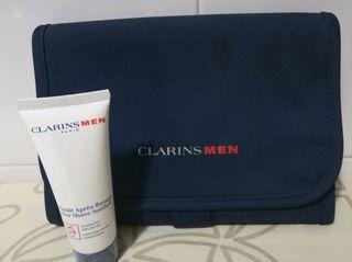 CLARINS MEN AFTER SHAVE +Neceser