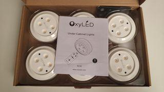 OxyLED luces de armario (+Regalo)