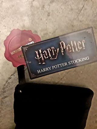 Harry Potter Calcetín Navidad Primark Disney.