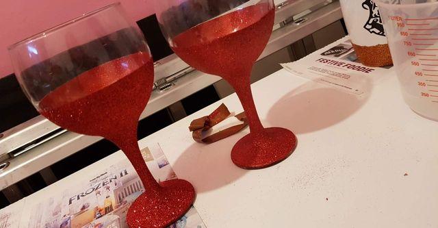 gin glass set