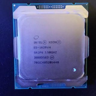 Intel Xeon E5-1620v4 a 3.5Ghz