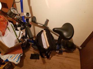 cambio por bici eléctrica,patin eléctrico Raycool