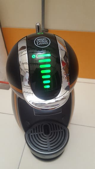 cafetera dolce gusto nescafe automatica