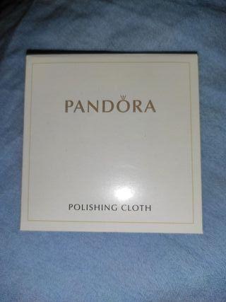 Gamuza limpieza joyas Pandora