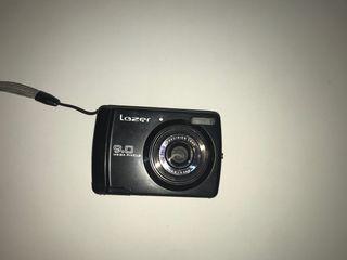 Camara de fotos Lazer de 9.0 mega pixels