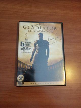 DVD película Gladiator