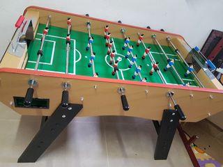 futbolin de madera stadium