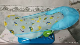 Hamaca de baño bebe