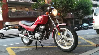 Honda CB 250 Two-fifty