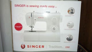 MAQUINA COSER SINGER 2282 TRADITION